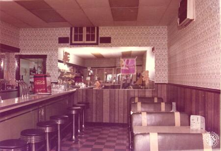 Image: di140132 - Inside of Lily's Candy store.    These images appeared in the Northern Kentucky Heritage Magazine Vol.....
