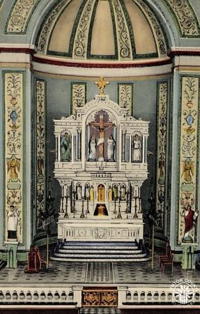 Image: di140394 - Altar at St. Aloysius