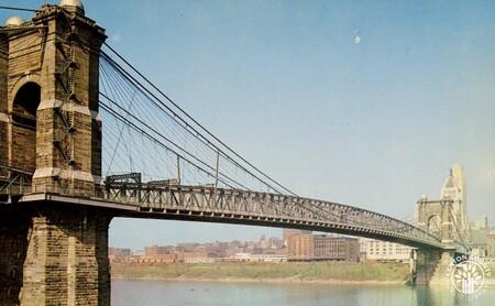 Image: di140399 - Roebling Bridge