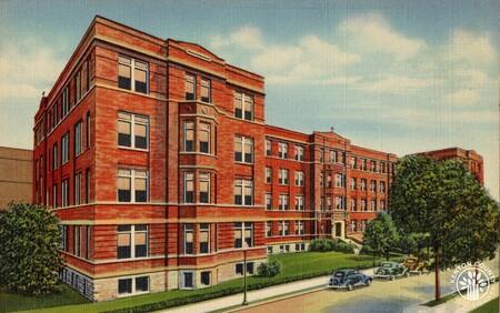 Image: di140404 - St. Elizabeth Hospital