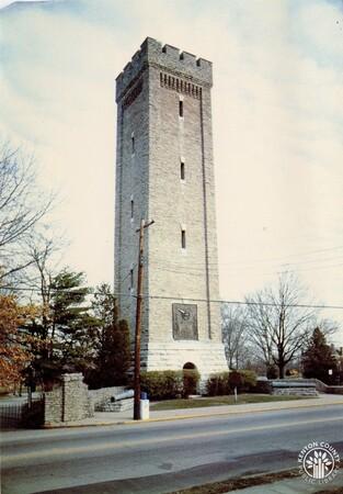 Image: di140424 - Fort Thomas Water Tower