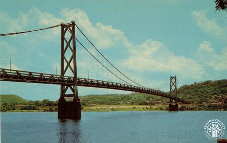 Image: di140436 - Maysville-Aberdeen Bridge (aka Simon Kenton Memorial Bridge)