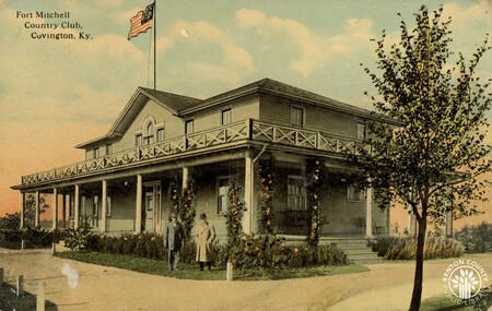 Image: di140463 - Postcard of Fort Mitchell Country Club