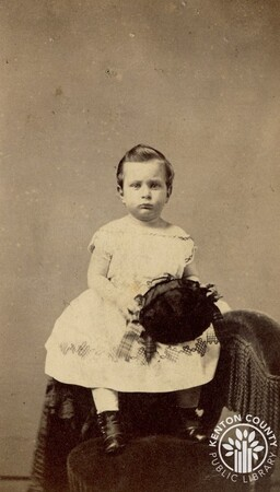Image: di140479 - Photo of unknown child