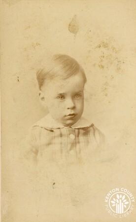 Image: di140482 - Ben Stanley (1874-1956) - photo by Howland Photographer, Fountain Square, Cincinnati.