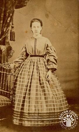 Image: di140494 - Emma Alley Stanley, born 1846.