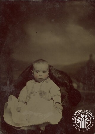 Image: di140496 - Photo of unknown baby