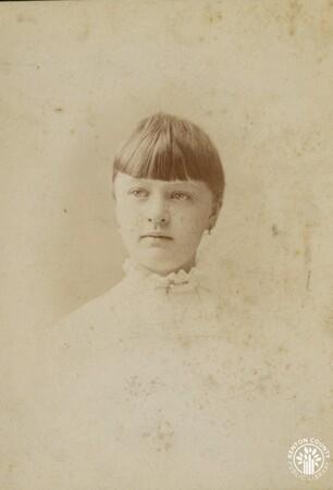 Image: di140509 - Emma Stanley (Harry's daughter)
