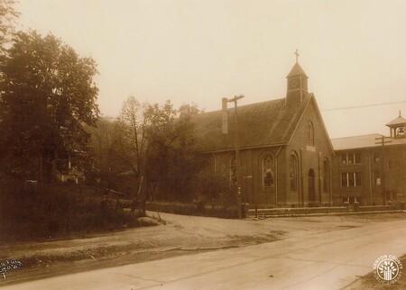 Image: di141005 - Holy Guardian Angels Church