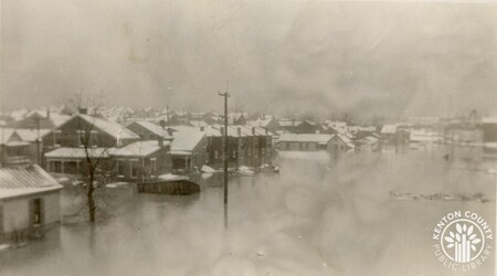 Image: di141024 - Byrd Street during the flood of 1937