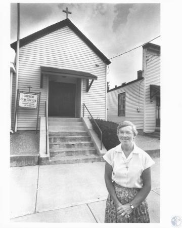 Image: di18045 - Sr. Janet Bucher CDP  - Our Savior Church