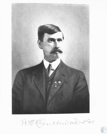 Image: di18229 - Robert E. Carlton MD - Pres. Latonia-Covington Anti-Tuberculosis Society