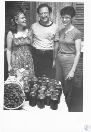 Image: di18237 - John and Vicki Cimprich and Mary Helen Steinbaren