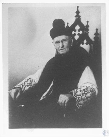 Image: di18254 - Rev. Thomas J. Coleman