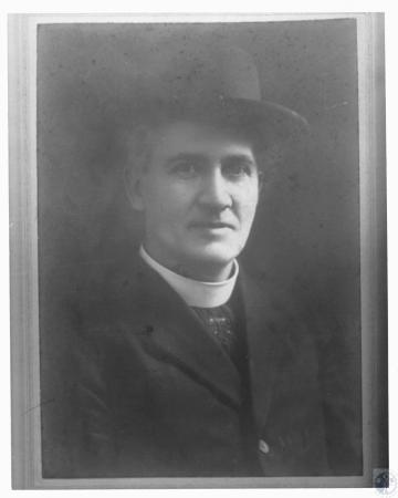 Image: di18279 - Rev. James Cusak, Saint Patrick Church