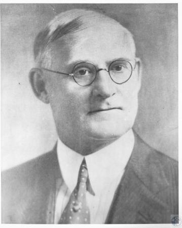 Image: di18378 - 16th and 18th Mayor of Covington - Thomas F. Donnelly - 1920-1923 and 1928-1931