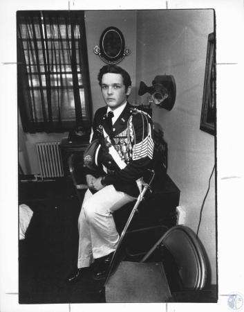 Image: di18433 - Ronald Clay Dampier Sr, Battalion Commander