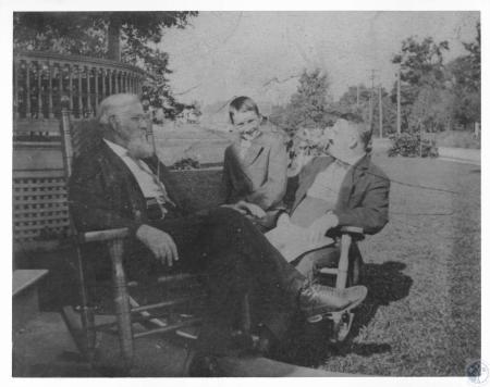 Image: di18621 - Jonathan Earle, James Thomas Earle, James Dewey Earle