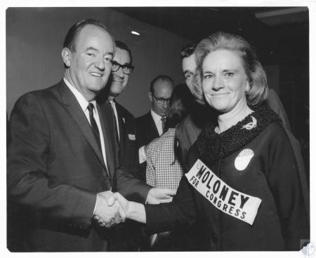 Image: di19454 - Hubert Humphrey and Dixie Lee