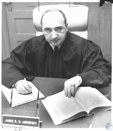 Image: di19555 - Judge Robert O. Lukowsky