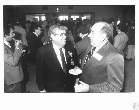 Image: di19556 - Harry Lowe and Judge Robert Lukowsky