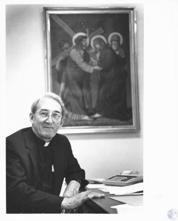Image: di19645 - Rev. William Mertes, Mother of God Church