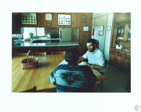 Image: di19693 - Leon Mueller, coordinator of juvenile treatment at Walton home