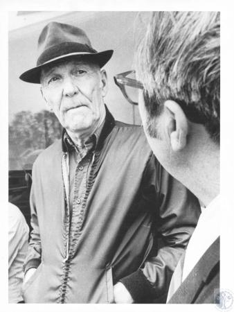 Image: di23239 - Harry Young (72) and John Murphy