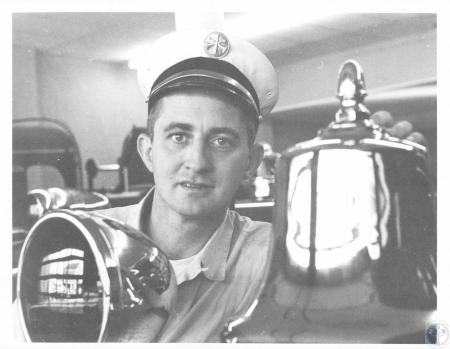 Image: di23256 - Clyde Young, Dayton Fireman