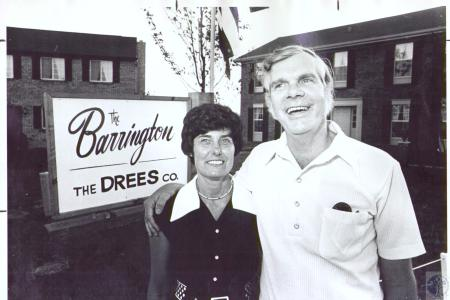 Image: di23868 - Irma (43) and Ralph (44) Drees at Homefest '78