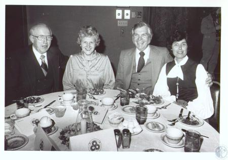 Image: di23883 - (unknown), (unknown), Ralph Drees and Irmaleen Drees (Ralph's wife)