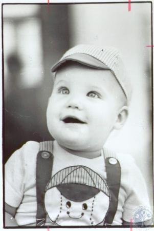 Image: di23947 - Tony Zerhusen (11 months), 1st place in Kenton County Fair Baby contest