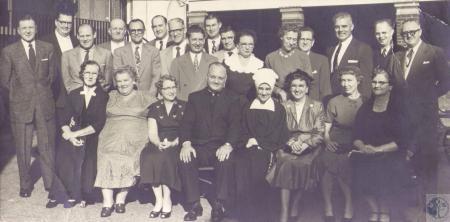 Image: di26903 - Newport - Class of 1922 Reunion - Teacher Sister Mary Aiden