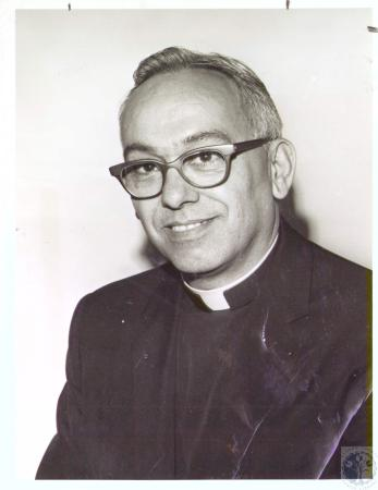 Image: di27215 - Rev. Paul P. Ciangetti, pastor at Mary Queen of Heaven