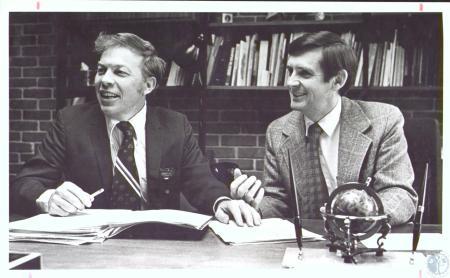 Image: di29096 - Charles Deters and Dick DeGraff