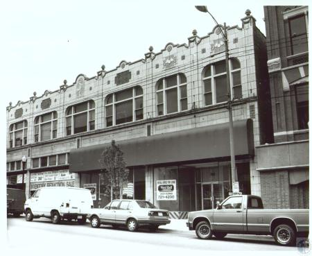 Image: di30158 - Old Montgomery Ward Building - West side of Madison Ave. near 7th