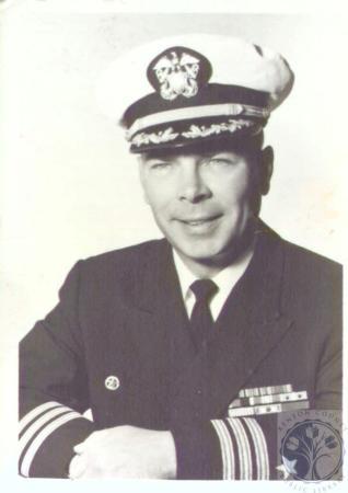 Image: di30175 - Cdr. Wallace S. Gabriel c/o of USS Wiltsie