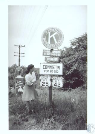 Image: di30443 - City sign on Dixie Highway