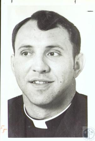 Image: di31212 - Rev. James L. White, new rector at St. Stephen Episcopal Church