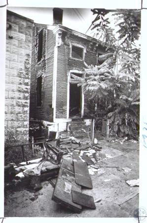 Image: di32369 - Fire at 1211 Garrard St., $15,000 damage.
