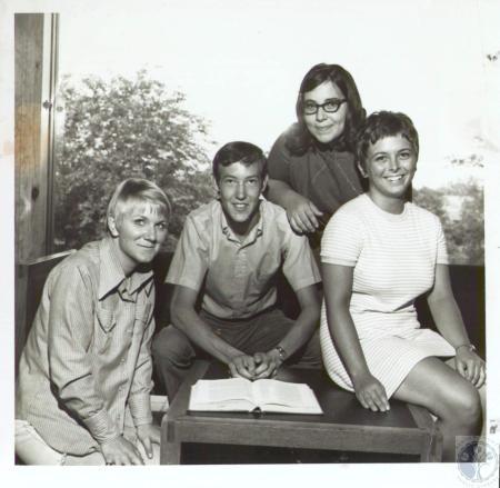 Image: di34134 - Linda Snyder, Phil Staley, Sue Frazier, Pat Bischoff