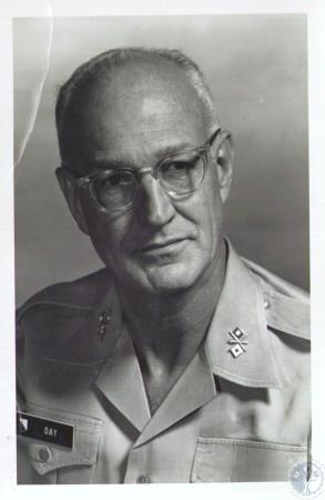 Image: di35057 - Col. Paul Day, Chief of Staff S.T.R.A.C.O.M.