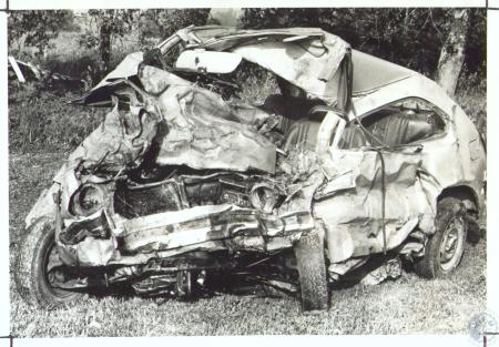 Image: di35246 - Honda Civic in which Simons Couple died