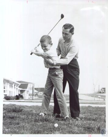 Image: di36024 - Dick Bennett (right)