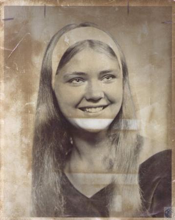 Image: di37168 - Miss Patti Behler, St. Patrick's Day Parade Princess