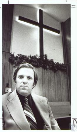 Image: di37592 - Rev. Charles Carter, pastor of Nicholson Church of Christ