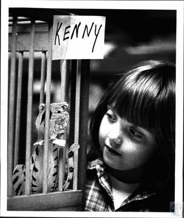 Image: di38928 - Alissa Bailey (6) 1st Grader at Glenn O. Swing School