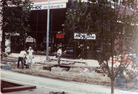 Image: di39314 - CURE construction, northeast corner of Pike and Madison