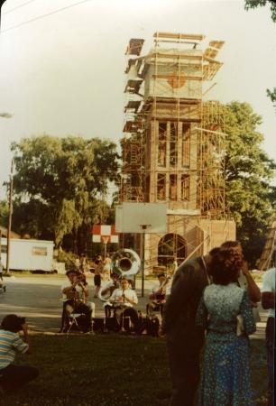 Image: di39331 - Ceremonies at groundbreaking of Goebel park shelterhouse