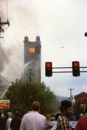 Image: di39596 - Burning of St. Aloysius